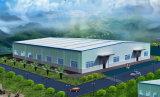 Casa clara da construção de aço com alta qualidade