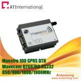 Wavecom Q2687 DTU GPRS para sistema automático de Energia Elétrica Industrial Solução Sem Fio M2M