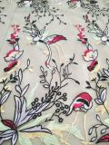 2017 Sommer-neue Art-Qualitäts-Stickerei-Spitze für Mädchen-Kleid