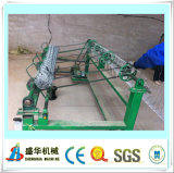 Полноавтоматическая машина сетки звена цепи (sh02)