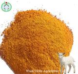 飼料の原料の黄色のトウモロコシ・グルテンの食事