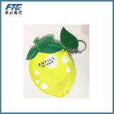 Keyring таможни фабрики PU Keychain