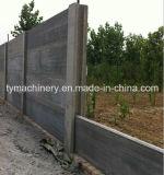 Panneau de mur de noyau de cavité de béton préfabriqué/extrudeuse de galette/machine d'extrusion