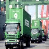 FCL u. LCL der Verschiffen-Services von China zu globalem