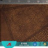 Cuoio sintetico impresso del PVC della tappezzeria per la fabbricazione delle borse