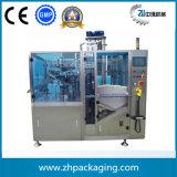 Máquina doble de alta velocidad automática del lacre del uso de Zhng-100A