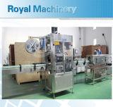 Изготовление машины для прикрепления этикеток втулки Shrink гловальной гарантированности автоматическое