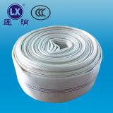 manguera flexible del PVC de 150m m
