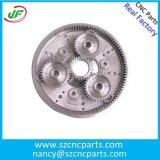 Automobil-Micro CNC Bearbeitung von Aluminium Ersatzmessingteile