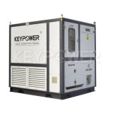 Cor branca Resistive do banco de carga 700kw para o teste do jogo de gerador