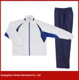 Kundenspezifische preiswerte Polyester-Sport-Spur-Klage-Abnützung für Männer (T11)