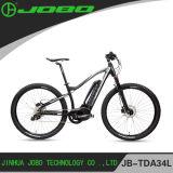Eは2017電気マウンテンバイクの上りのJoboのバイクUltrasystem Jb-Tda34Lを自転車に乗る