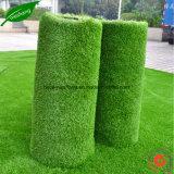 Relvado artificial para a decoração do jardim