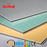 ポリウレタンサンドイッチパネルの頑丈なアルミニウム合成のパネルの建築材料