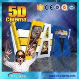 Strumentazione all'ingrosso del teatro del cinematografo dell'annuncio pubblicitario 5D 7D di Zhuoyuan da vendere