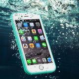 Prueba impermeable del agua de la cubierta de la caja del teléfono móvil para el iPhone 7