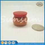 Малый миниый опарник сливк размера для косметики