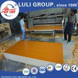 Hete Verkopende Particleboard/de Spaanplaat van de Melamine van Groep Luli