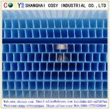 Hoja de plástico de policarbonato para palets contenedores