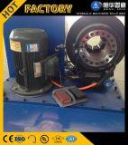 Bester Preis-hydraulischer Schlauch-quetschverbindenmaschine mit blauer Farbe oder Zoll