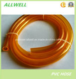 Plástico de PVC flexible Nivel de transparente transparente Manguera Tubo de agua