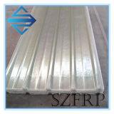 Revestimiento corrugado plástico reforzado con fibra de fibra de vidrio de la Junta de techos de hojas de techo