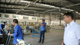 Vollautomatische t-Rasterfeld-Maschinerie-reale Fabrik in China