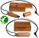 木のペンの形USBのフラッシュ駆動機構は、カスタム設計する