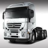 حارّ عمليّة بيع [380هب] [جنلون] [إيفك] جرار شاحنة [6إكس4] تنافسيّة إلى [سكنيا] شاحنة مع أحد سنة كفالة لأنّ سوق إفريقيّة
