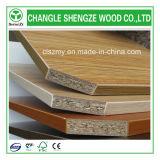зерно 15mm деревянное бумага меламина обеих сторон смотрело на Chipboard