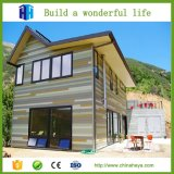 HOME modulares pré-fabricadas elegantes de baixo custo de qualidade superior de China
