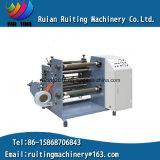 Rtfq-600 / 800A ancho rollo de etiquetas de pequeños rollos de papel máquina que raja