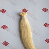 Estensioni piane Premium dei capelli umani di punta con capelli brasiliani