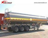 De catégorie comestible de camion-citerne remorque semi avec du matériau d'acier inoxydable