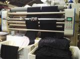 Gewebe entspannen sich die trockenere Fertigstellungs-Maschinerie, die für Trockentrommel-und Öffnen-Breite Gewebe mit Drei-Schicht Netz-Riemen verwendet wird