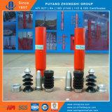 Outils de cimentation pour champs pétrolifères Type collier hydraulique de l'étape
