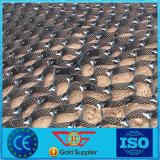 HDPE Geocell verwendet worden für Bahnunterbau