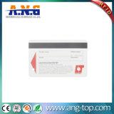 La stampa offset di Cmyk ha stampato la scheda astuta personalizzata di identificazione della striscia magnetica del PVC