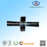 D88 de Rubber Met een laag bedekte Tang Van uitstekende kwaliteit van de Magneet van de Pot van de Magneet Sterke