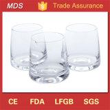Schots het Drinken van de Staaf van de Wisky van het Glaswerk Dik Glas/het Glas van de Whisky van het Kristal