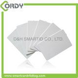 tarjetas leídas y reescribibles de 125kHz del espacio en blanco ATA5577 de la tarjeta inteligente T5577 RFID