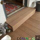 Настил Отказ-Упорного напольного Decking WPC деревянный