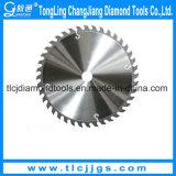 Lámina de cortador del carburo de tungsteno para el corte de madera