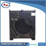 V3300: Kubota 디젤 엔진 발전기 세트를 위한 물 알루미늄 방열기
