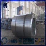 熱い鍛造材シリンダーはリングの合金鋼鉄を重い鍛造材造った