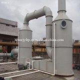 Het Systeem van de Gaszuiveraar van het Gas van de Venturibuis van de Uitwerper van de hoge Energie