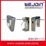 자동적인 삼각 십자형 회전식 문 (WJTS112)를 수용하는 스테인리스
