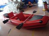 1,0 mm de PVC / TPU de alta calidad inflable individual canoa / canoa doble / PVC inflable canoa en Venta