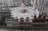 Machine de remplissage en verre de sirop de choc