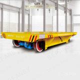 Il camion materiale autoalimentato sbarra collettrice si è applicato nella pianta della fonderia (KPC-10T)